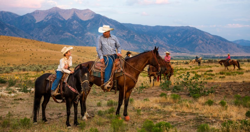 Escorted Tours of the Old Wild West