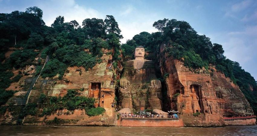 Why You Go to Leshan - Hint it's not for the Big Buddha