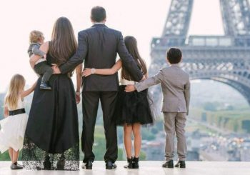Visit France Family Vacation